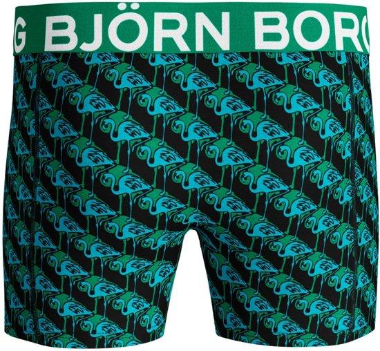 La s4 pack Bjorn Borg2 Flamingo Short E2ID9H