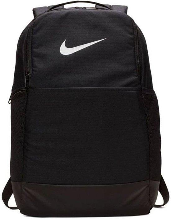 Nike  Brsla M  - 9.0 Unisex Sporttas - Black/Black/(White)