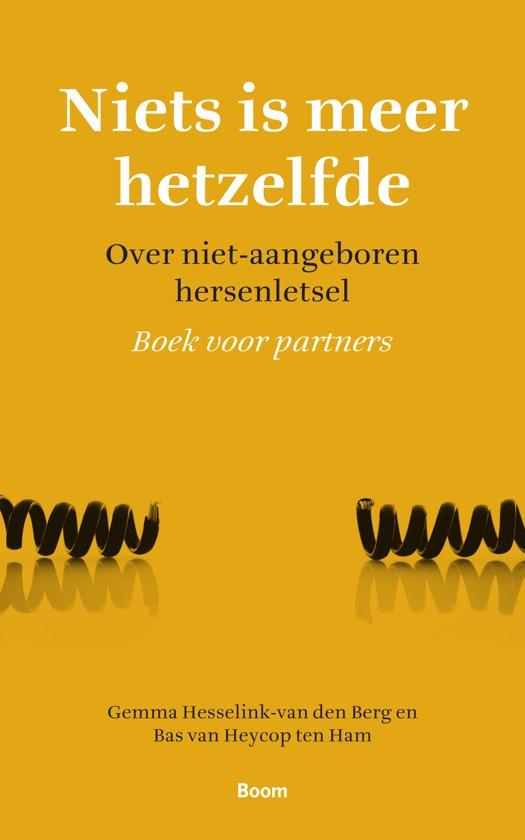 Niets is meer hetzelfde - Over niet-aangeboren hersenletsel - boek voor partners