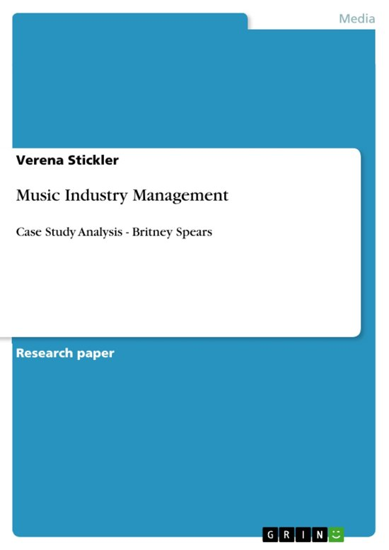 Music Industry Management