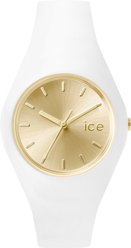 Ice-Watch IW001393 Horloge - Siliconen - Wit - 41,5 mm