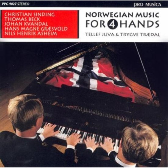 Norwegian Music For 4 Han