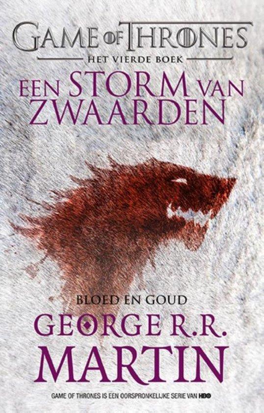 Game of Thrones 4 - Een storm van zwaarden Bloed en goud