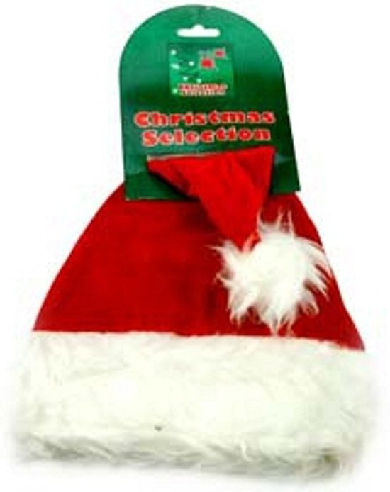 Kerstkleding - Kerstmuts - hond of kat