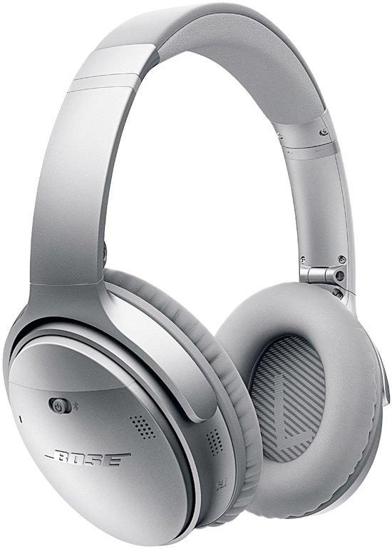 Bose QuietComfort 35 - Draadloze koptelefoon - Zilver