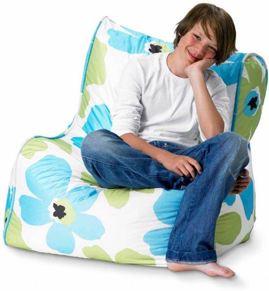 Chair JOLLY Aqua/Lime