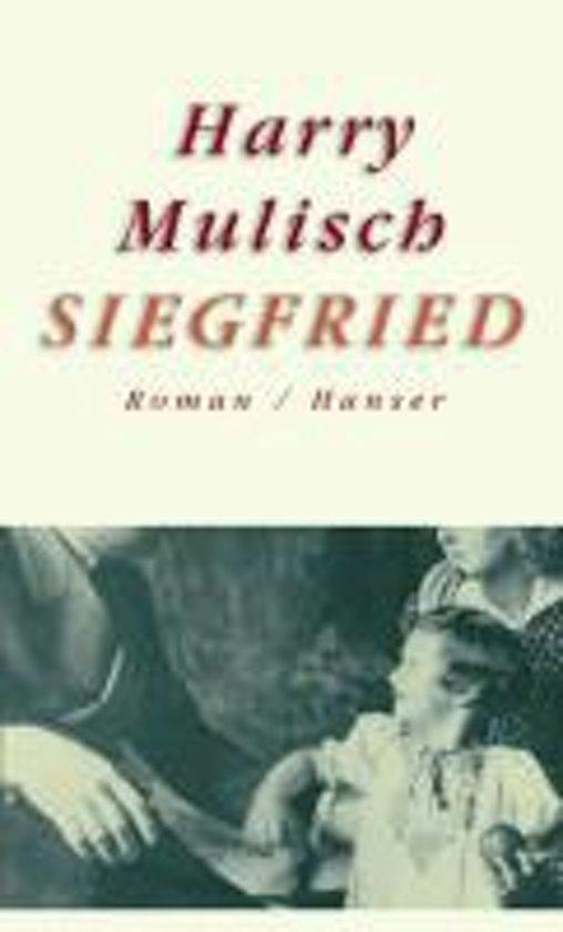 Bolcom Siegfried Harry Mulisch 9783446200906 Boeken
