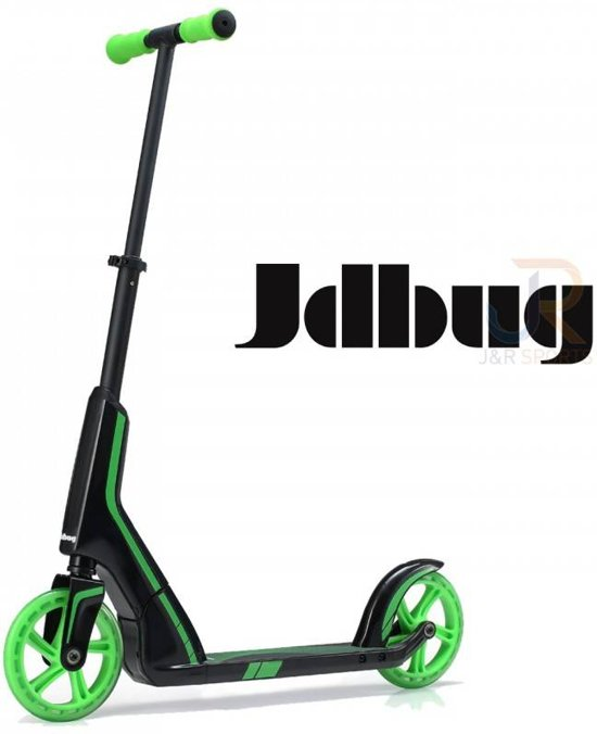 JD BUG Smart 185 Step Black-Green NEW Summer 2018
