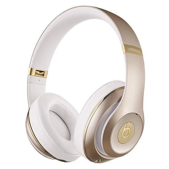 Beats by Dre Beats Studio Wireless MK2 - Draadloze over-ear koptelefoon - Goud