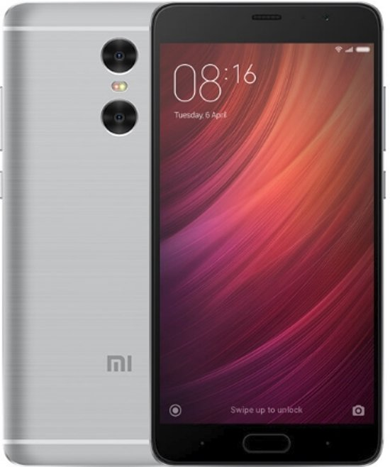 Xiaomi Redmi Pro 5.5'' Dual SIM 4G 3GB 64GB 4050mAh Grijs