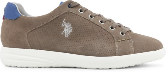 U.S. Polo Mannen Sneakers  - Brown