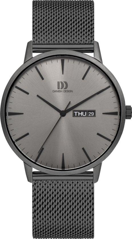 Danish Design Horloge IQ66Q1267 Grijs
