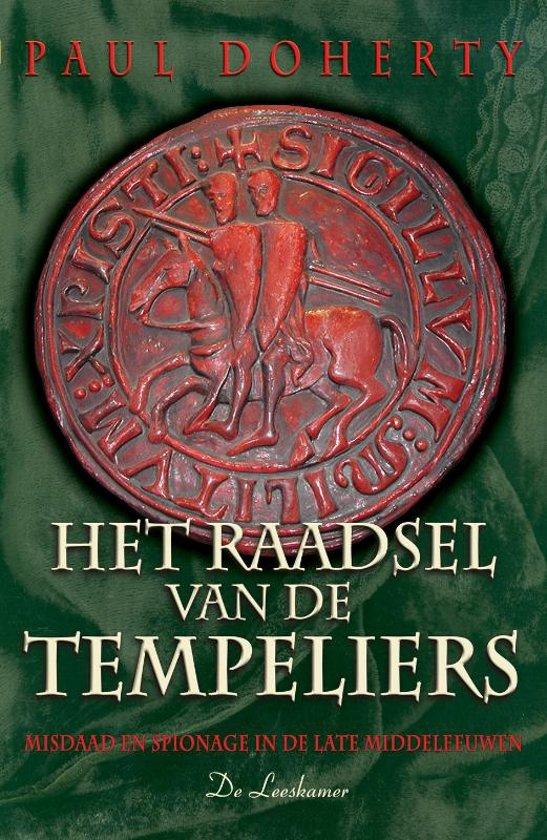 De dagboeken van Roger Shallot 3 - Het raadsel van de tempeliers