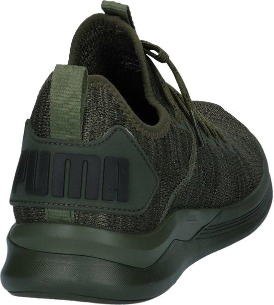 Maat Sneakers Ignite Groen Evoknit 45 Flash Puma Mannen Itwpgxx