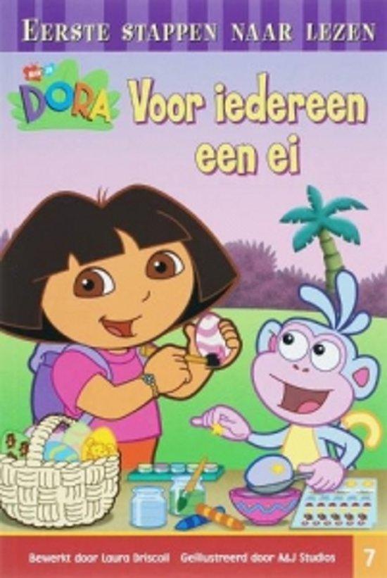 Boek cover Dora - E07 - Voor Iedereen Een Ei Boek van Laura Driscoll (Onbekend)