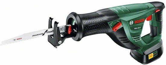 Bosch PSA 18 LI Accu Reciprozaag - Met 18V Li-Ion accu