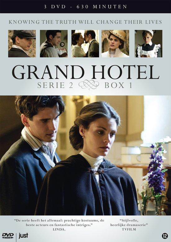 grand hotel seizoen 2 deel 1 amaia salamanca yon gonz lez eloy azor n. Black Bedroom Furniture Sets. Home Design Ideas