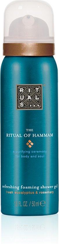 RITUALS The Ritual of Hammam Doucheschuim Travelsize - 50 ml