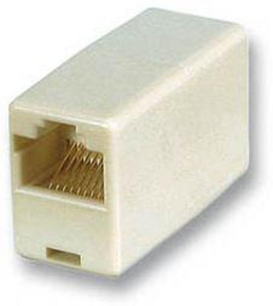 Favoriete bol.com | Netwerk koppelstuk CAT5 UTP RJ45 female GG97
