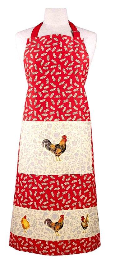 Ashdene kip en haan keukenschort kookschort thema dieren cadeaus