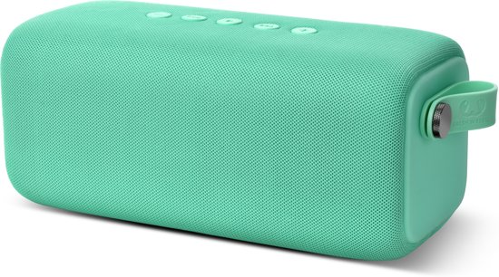 Fresh 'n Rebel Rockbox Bold L Waterproof Bluetooth Speaker Peppermint