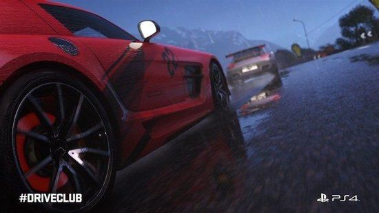 PlayStation Hits: Driveclub PS4