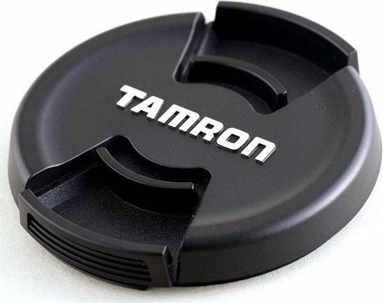 Tamron frontlensdop - 62mm - zwart