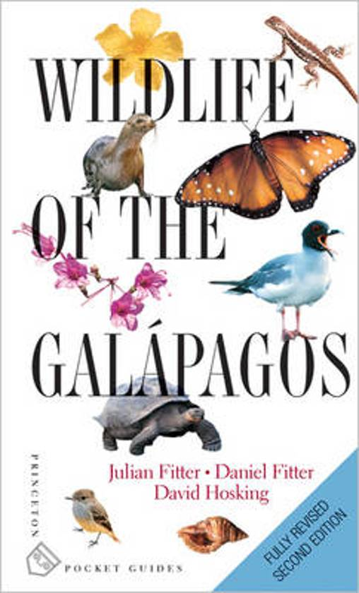 Reisgids Galapagos eilanden