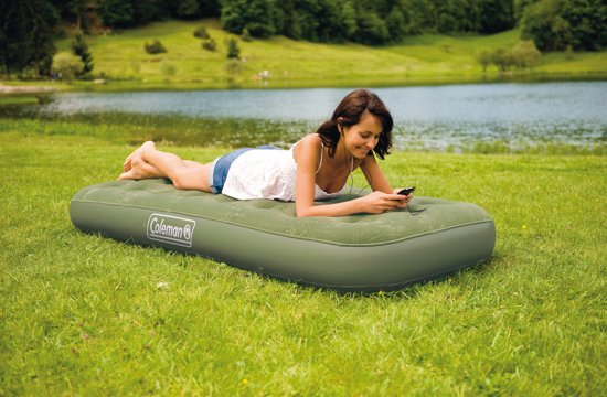 Coleman Maxi Comfort 1-persoons Luchtbed