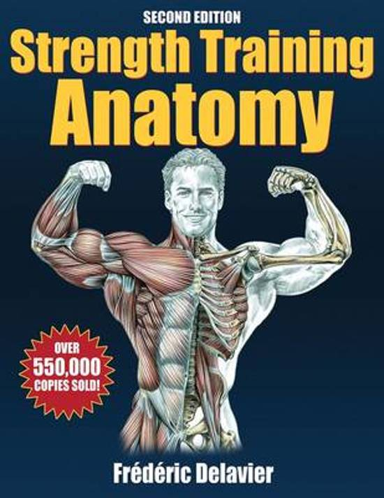 bol.com | Strength Training Anatomy, Frédéric Delavier ...