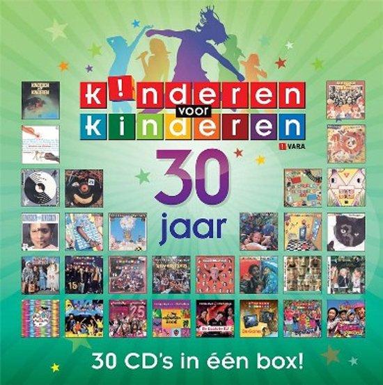 30 Jaar Kinderen Voor Kinderen - Cd 1 t/m 30