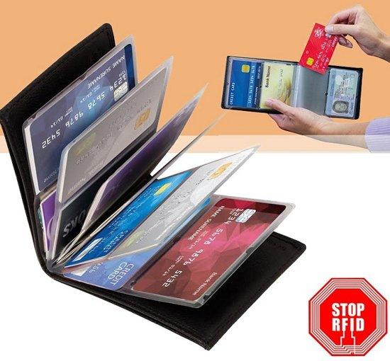 925b15b795b bol.com | Proclaims Anti-Skim Wonder Wallet voor 24 pasjes