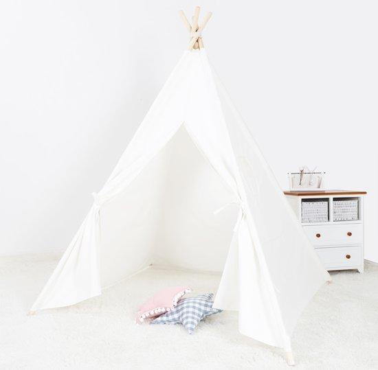 Blitsr Tipi Speeltent voor Kinderen - Wit