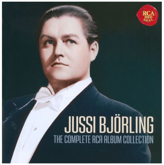 Jussi Bjorling: Complete RCA Album Collection