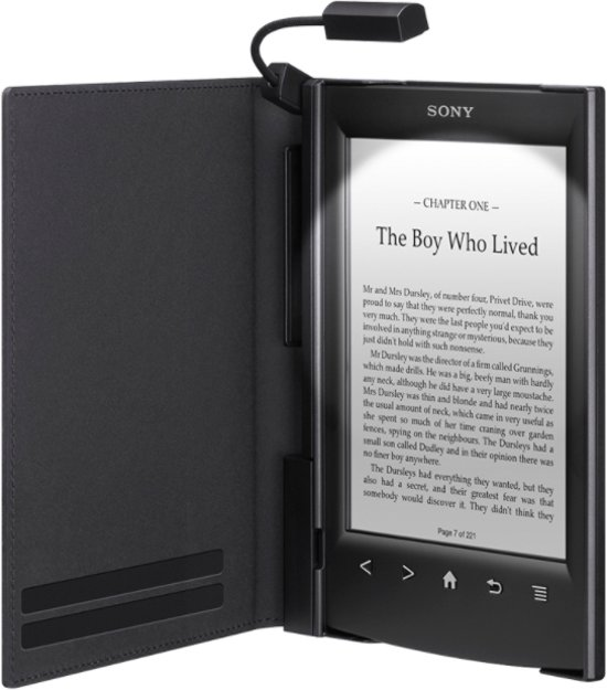 bol.com | Sony LED Cover met Leeslampje (PRSACL22B) t.b.v. Sony ...