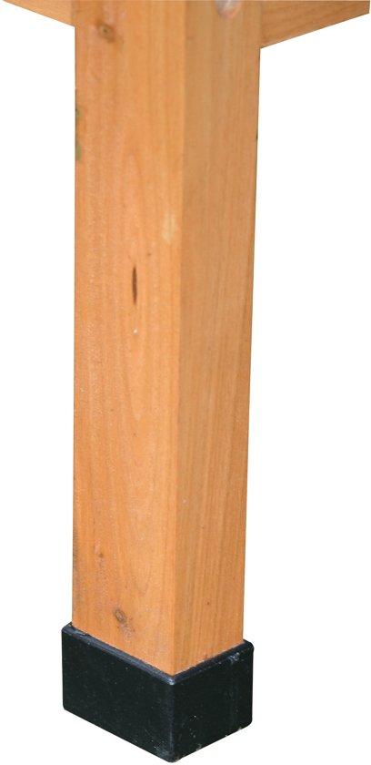 Kerbl Knaagdierhok - Alfred - 120 x 47 x 14 cm - Bruin