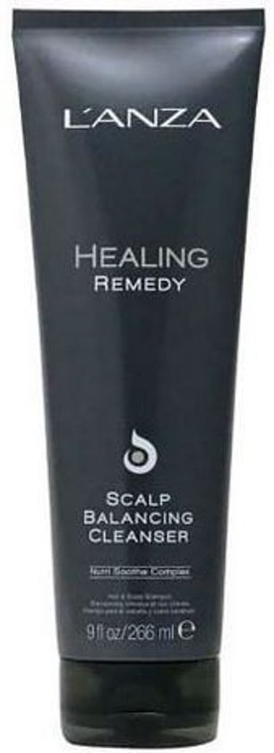 Lanza Healing Remedy Scalp Balancing Cleanser - 300 ml - Shampoo