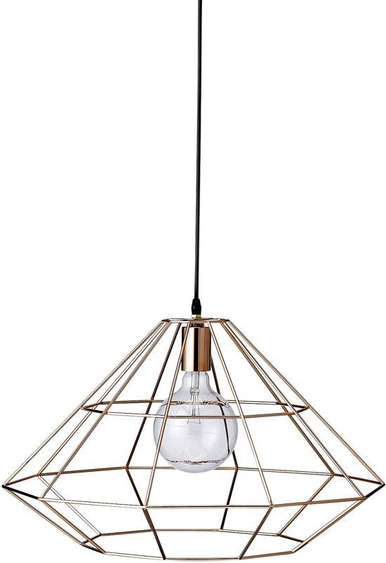 bol bloomingville hanglamp draadlamp groot koper