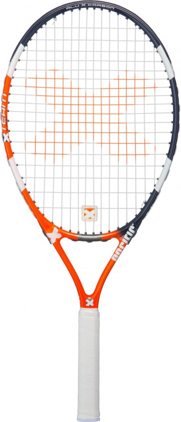 Pacific xTeam 1.25 - Tennisracket - Beginner - L00 - Oranje