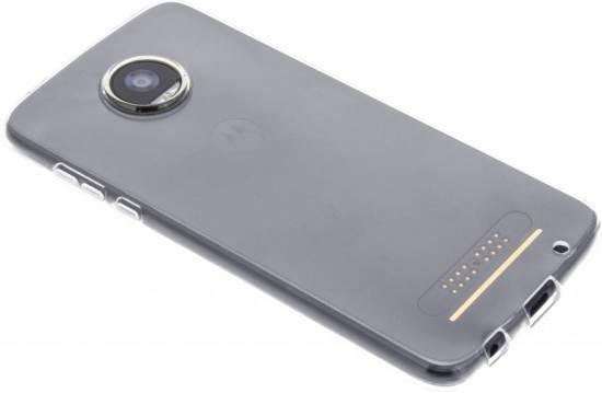Cas De Gel Noir Pour La Moto Motorola Donne Z2 rsMw62vo12