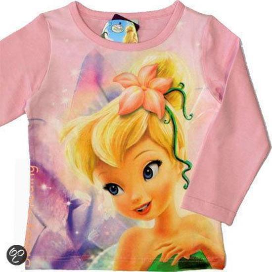 Disney Tinkerbell Meisjes Longsleeve 98