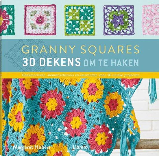 Bolcom Granny Squares Margaret Hubert 9789089986986 Boeken
