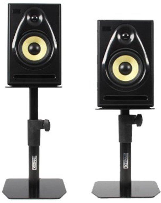 Innox IVA MON-02 studiomonitor statief (set van 2)