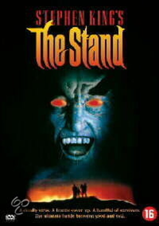 DVD cover van The Stand Stephen King