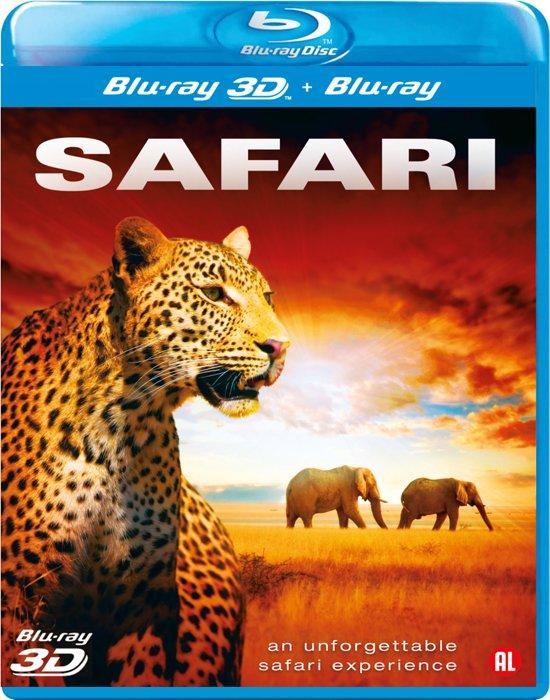 Safari (3D+2D Blu-ray)
