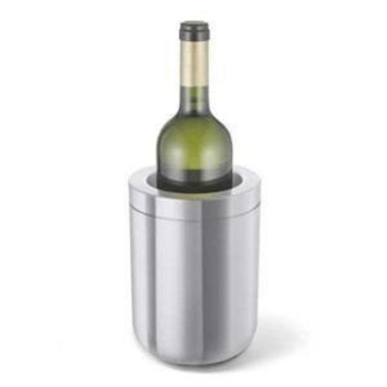 Zack wijnkoeler dubbelwandig Contas hoogte 18,5 cm