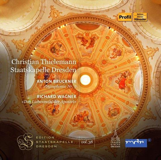Bruckner:Symphony No.7, Wagner: Liebesmahl Der Apo