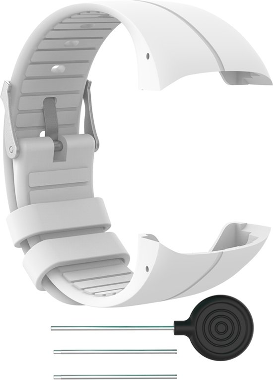 e5614a0abe0 Siliconen Horloge Band Voor Polar M430 & M400- Armband / Polsband / Strap  Bandje /