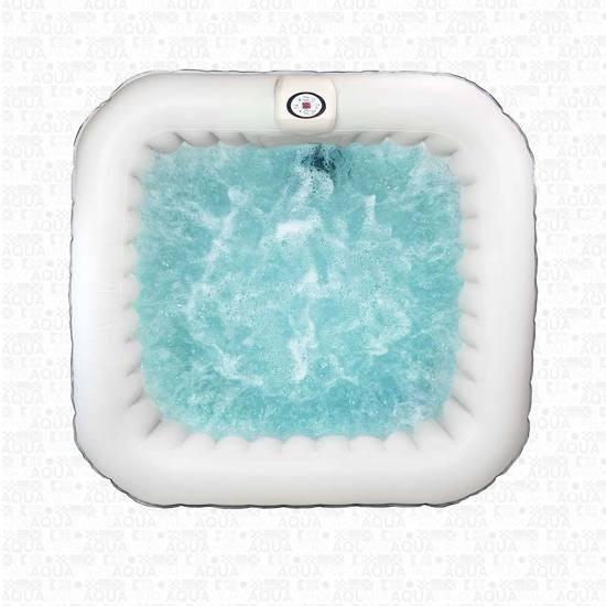 Aquaparx AP600 4-Persoons Opblaasbare Spa