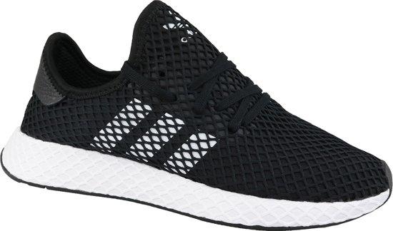 adidas Originals Deerupt Runner BD7890, Mannen, Zwart, Sneakers maat: 46 EU